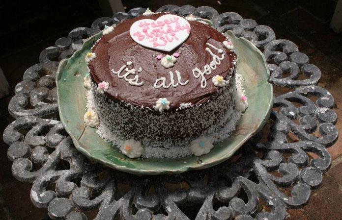 Vegan Birthday Cake Edinburgh Delivery