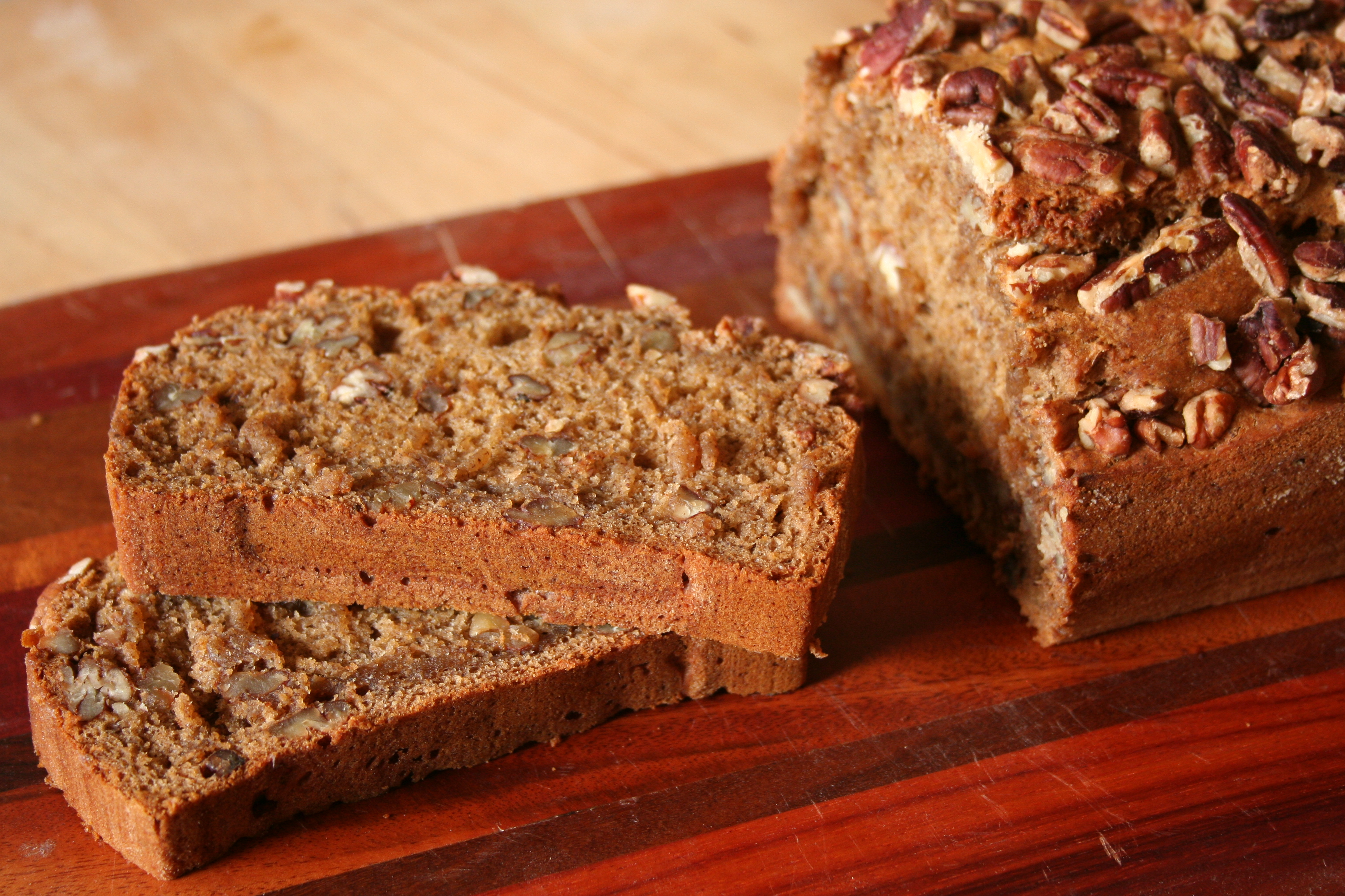 Banana Bread Made With Duncan Hines Cake Mix