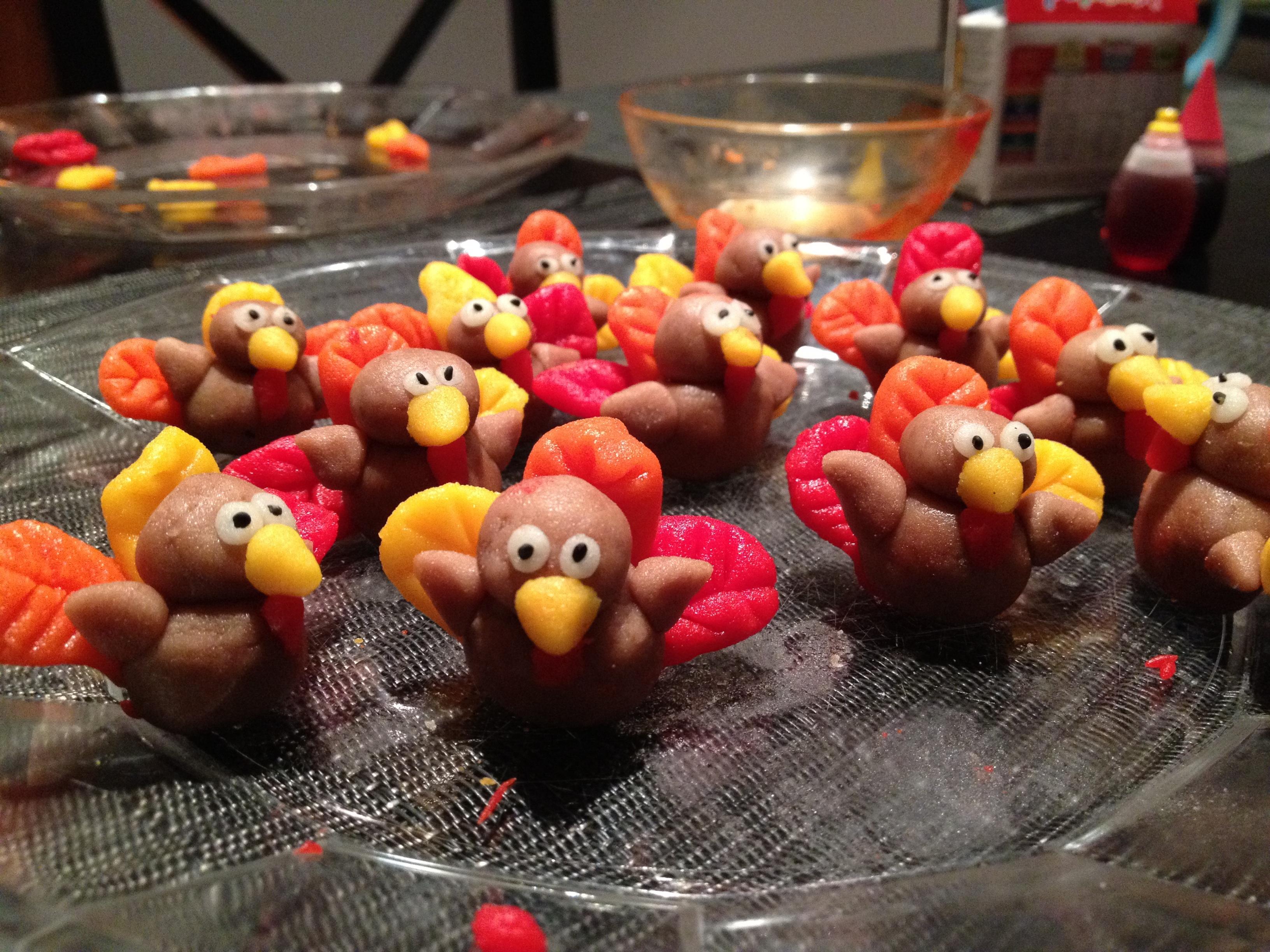 Turkey Baking By Hells Kitchen Shef